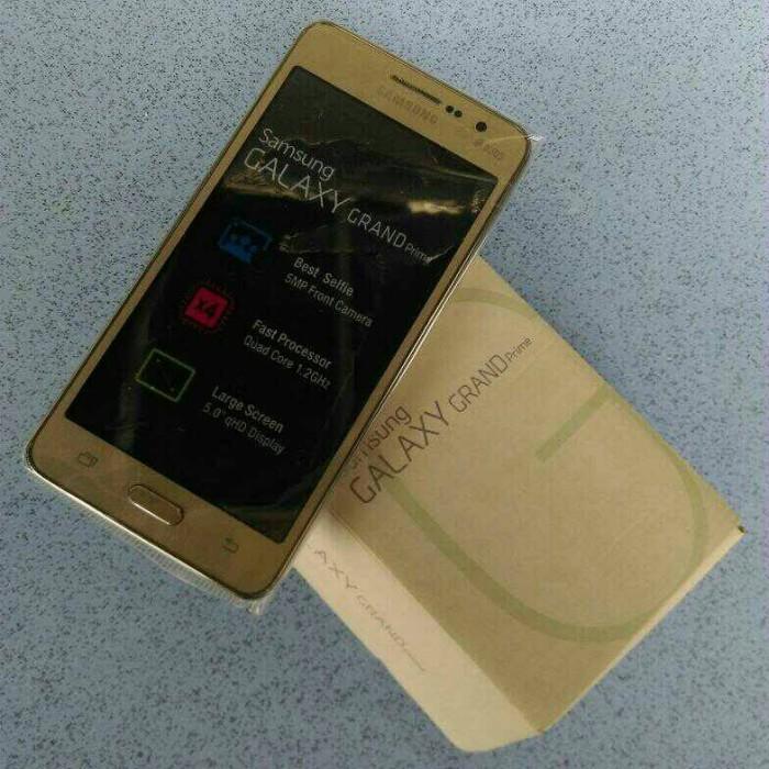 Samsung Galaxy Grand Prime 4G LTE Dual sim