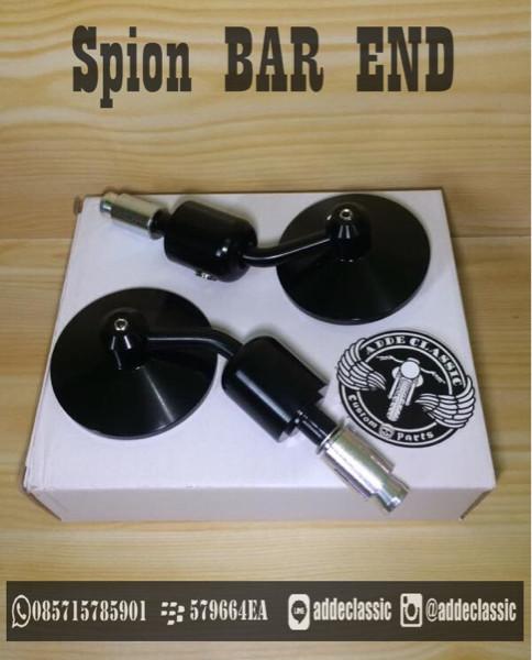 harga Kaca spion jalu bar end caferacer japstyle bratsyle scrambler moge c70 Tokopedia.com