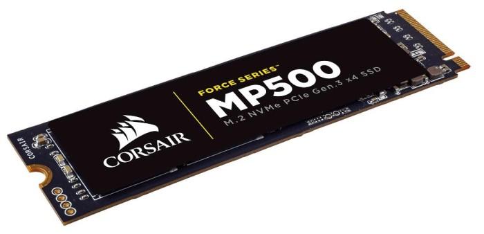 Foto Produk Corsair 480GB CSSD-F480GBMP500 Force Series MP500 - M.2 NVMe PCIe dari distributorkomputer