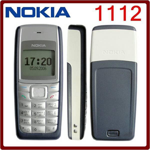 harga Handphone jadul nokia 1112 new refurbish Tokopedia.com