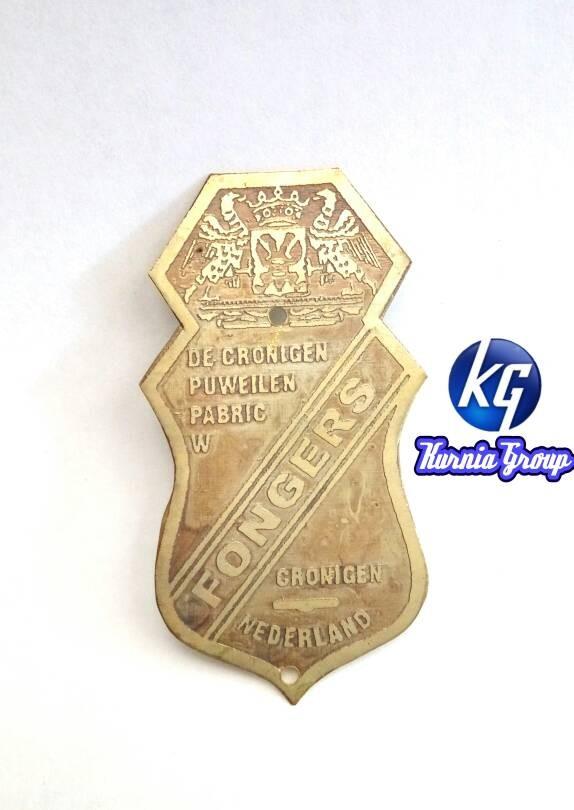 harga Emblem fongers netherland kuningan / sepeda onthel / pit ontel / gowes Tokopedia.com