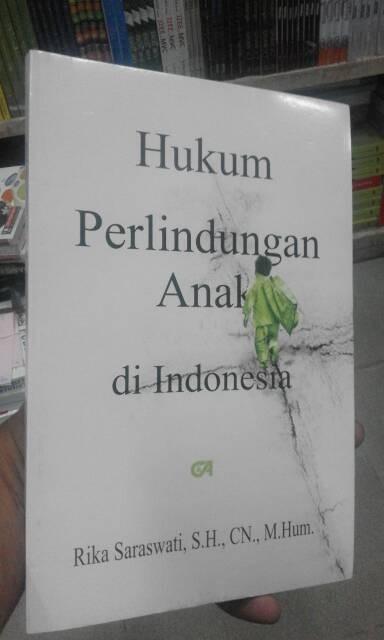 Foto Produk Hukum Perlindungan Anak Di Indonesia dari andrebuku