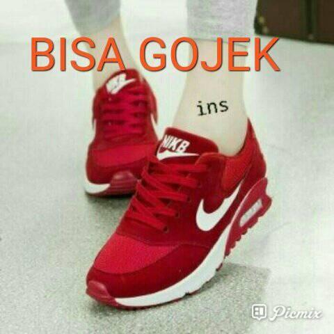Sepatu Kets Nike Merah Casual - Daftar Harga Terkini dan Terlengkap ... 79185b86d0