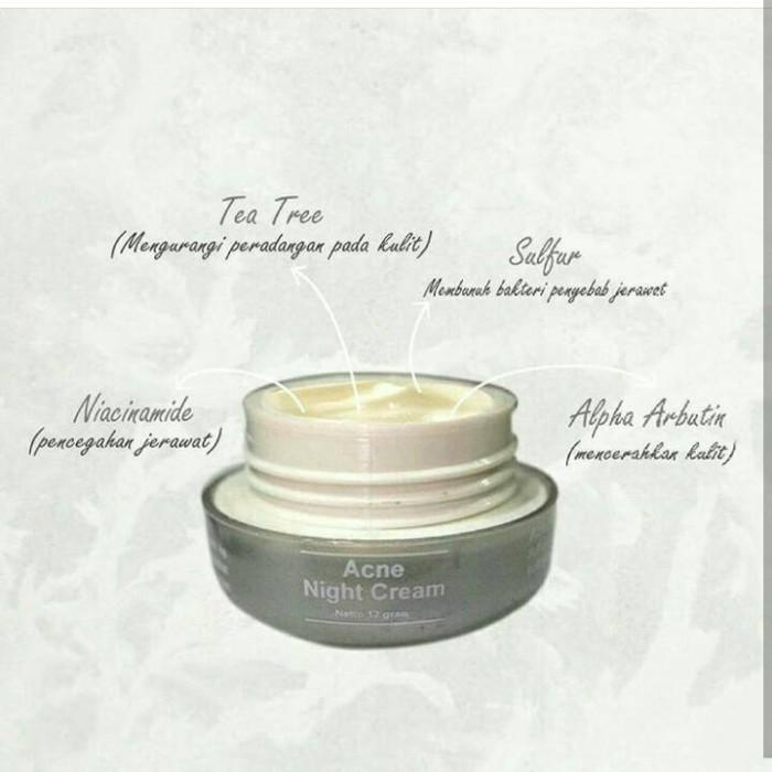 harga Cream malam acne msglow by cantikskincare Tokopedia.com