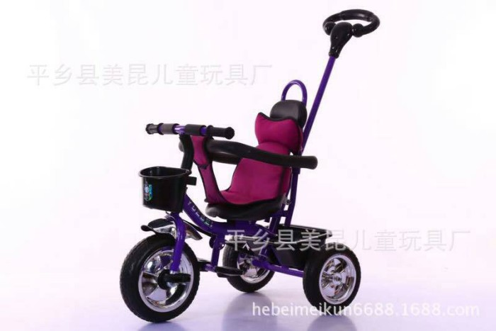 harga Sepeda Tricycle Sepeda Roda Tiga Sepeda Bayi Ungu Tokopedia.com