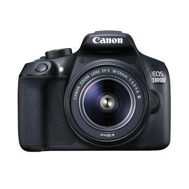 harga Canon eos 1300d kit 18-55mm iii Tokopedia.com