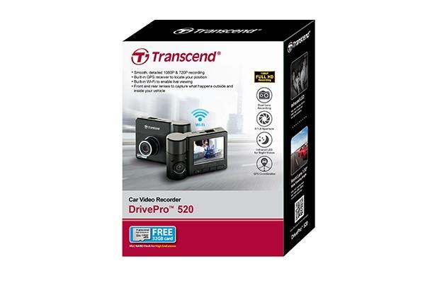 harga Transcend drive pro 520 / drivepro 520 - car video recorders camera Tokopedia.com