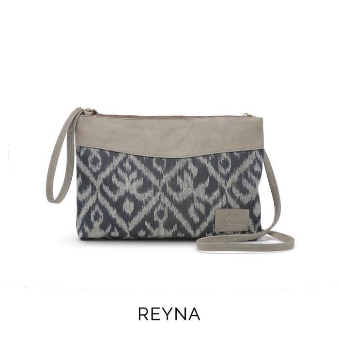 harga Tas selempang wanita batik reyna original the warna brand handmade Tokopedia.com