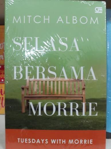 harga Tuesdays with morrie: selasa bersama morrie (new cover) Tokopedia.com
