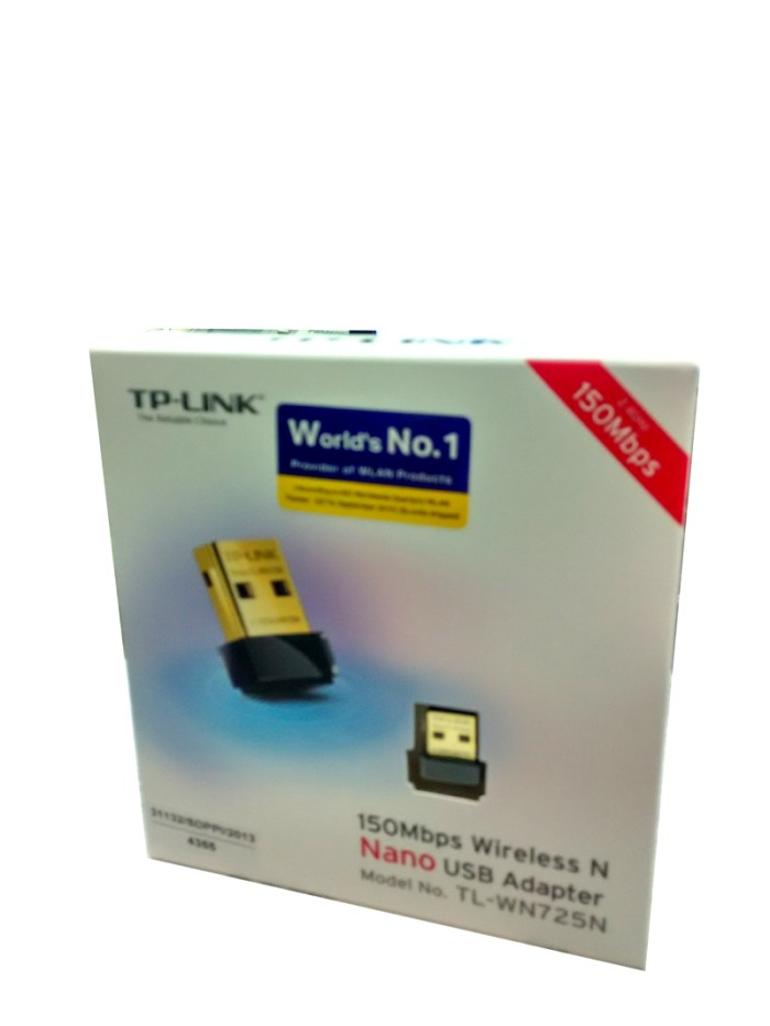 tp link 725 how to connect to wifi