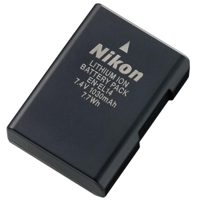 harga Battery / batterai nikon en-el14 7.4v~1030mah | surabaya Tokopedia.com