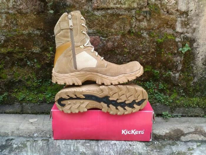 harga Best seller!!! sepatu pria boots tactical delta kickers safety casual Tokopedia.com