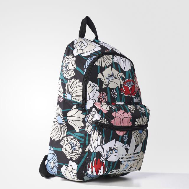 Jual Adidas Flowers Classic Backpack Multicolor Original - Karis ... b9a2186d961b3