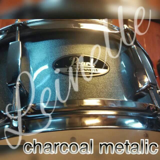 harga Pearl snare drum roadshow charcoal metalic Tokopedia.com