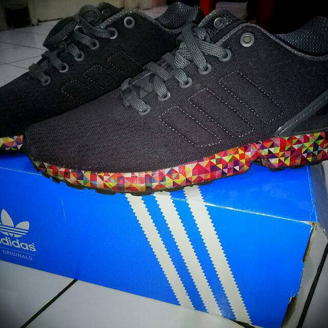 675d97f17aaf5 Jual Adidas Original ZX Flux - Canno Shop