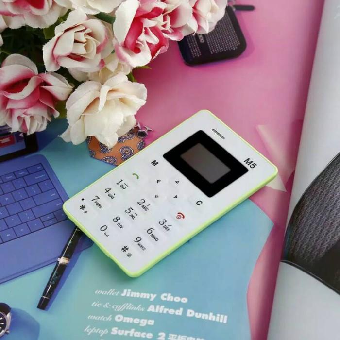Foto Produk Promo handphone saku mini dual band AIEK M5 dari galihtoserba