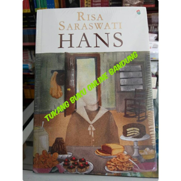 "novel "" Hans "" risa saraswati cover bukune"