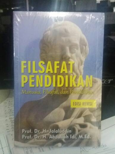harga Buku filsafat pendidikan-jalaluddin&abdullah-rajawali Tokopedia.com