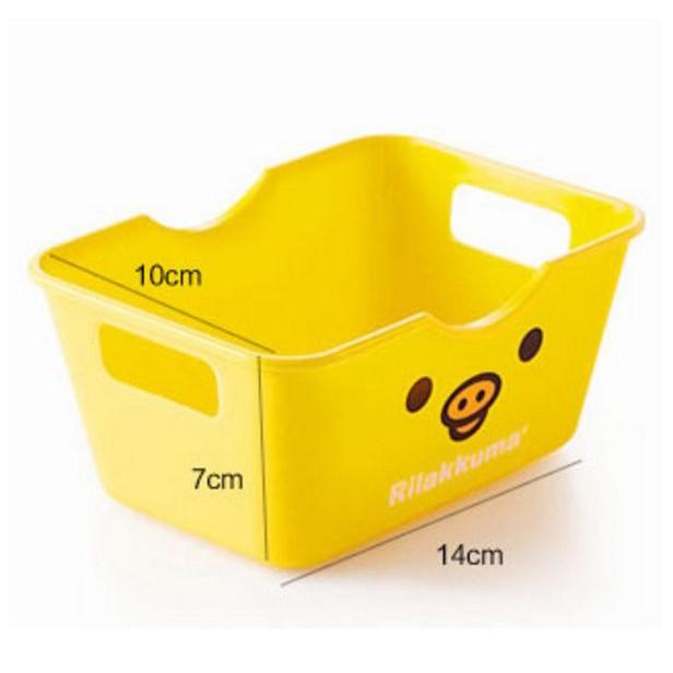 Mini Box Karakter Tempat Penyimpanan Barang Kartun X174