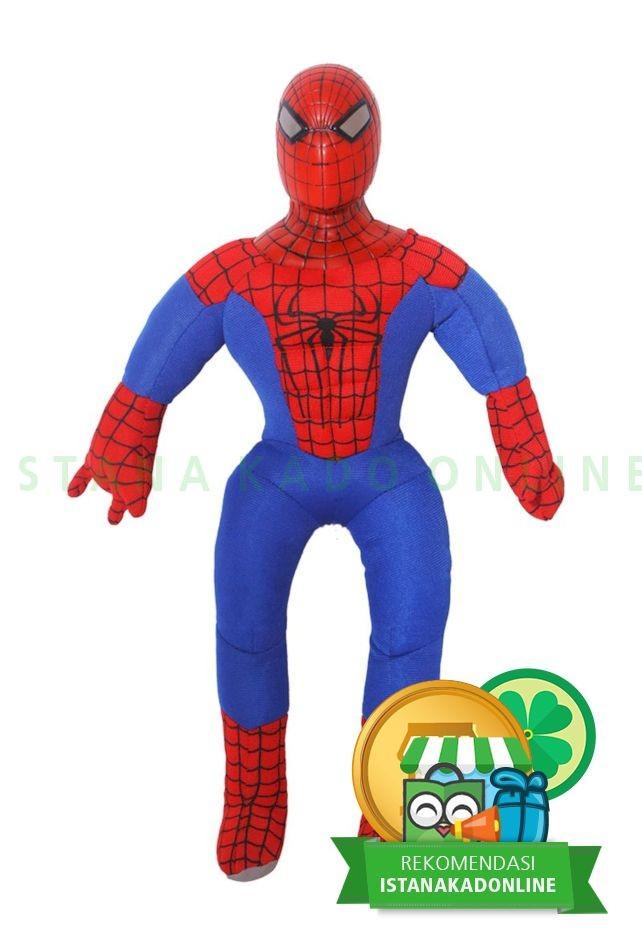 harga Boneka superhero series 16  - spiderman Tokopedia.com
