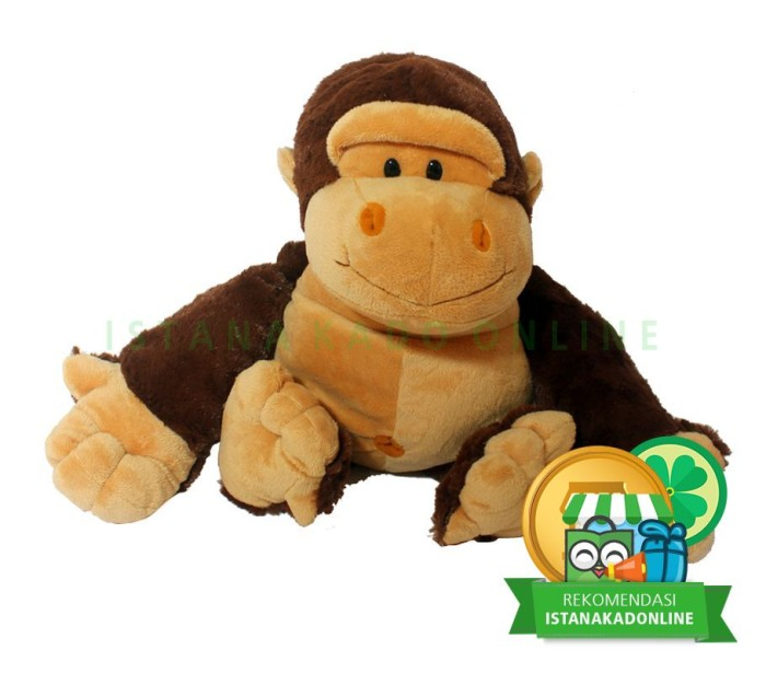 harga Boneka binatang monyet animal rico monkey 17 Tokopedia.com