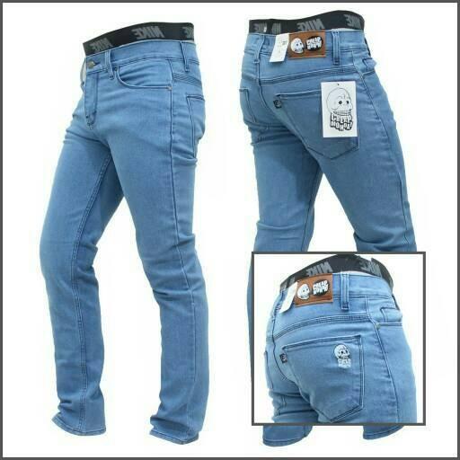 harga Celana jeans cheap monday biru langit Tokopedia.com