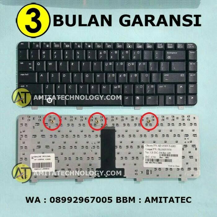 Jual Keyboard Laptop Original Hp Compaq Presario V3000 Hp Pavilion Dv2000 Jakarta Pusat Laptop Service Center Tokopedia