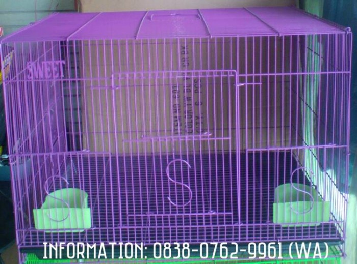harga Kandang Kucing/ Mini Puppies/ Kelinci/ Musang/ Ayam Hias/ Merpati/ Dll Tokopedia.com