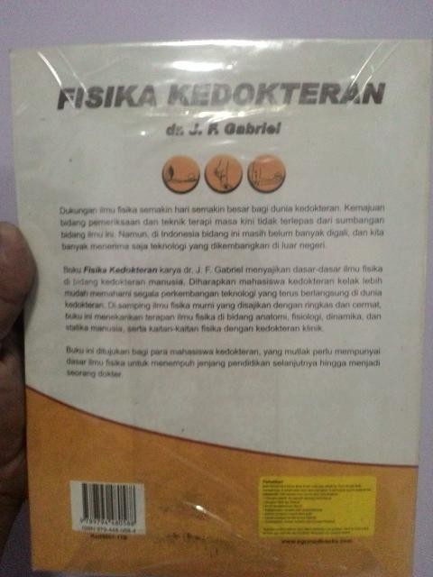 FISIKA KEDOKTERAN JF GABRIEL EBOOK DOWNLOAD