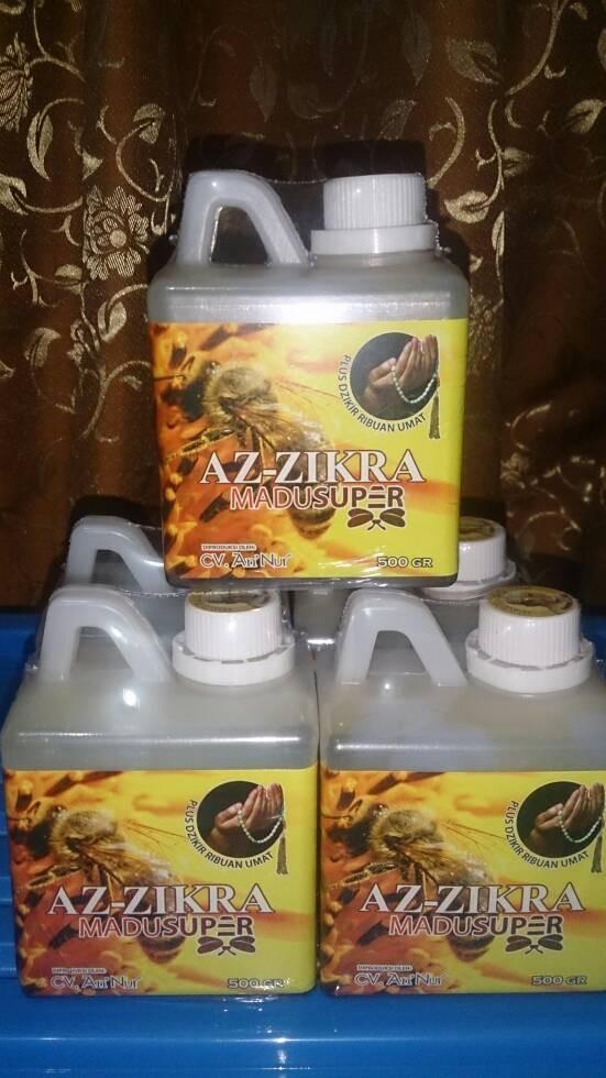 Madu Super Az Zikra 500 gram