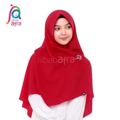 harga Jilbab afra model sofiya all size hijab khimar kerudung Tokopedia.com
