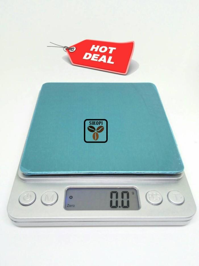 harga Timbangan kopi seduh v60-digital scale v60- kopi kue biji espresso Tokopedia.com