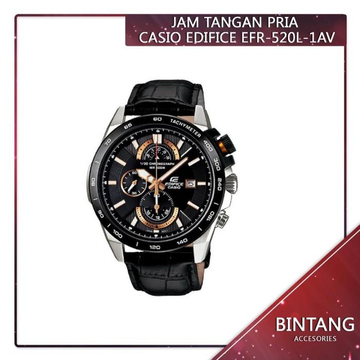 Jam Tangan Pria Casio Edifice EFR-520L-1AV