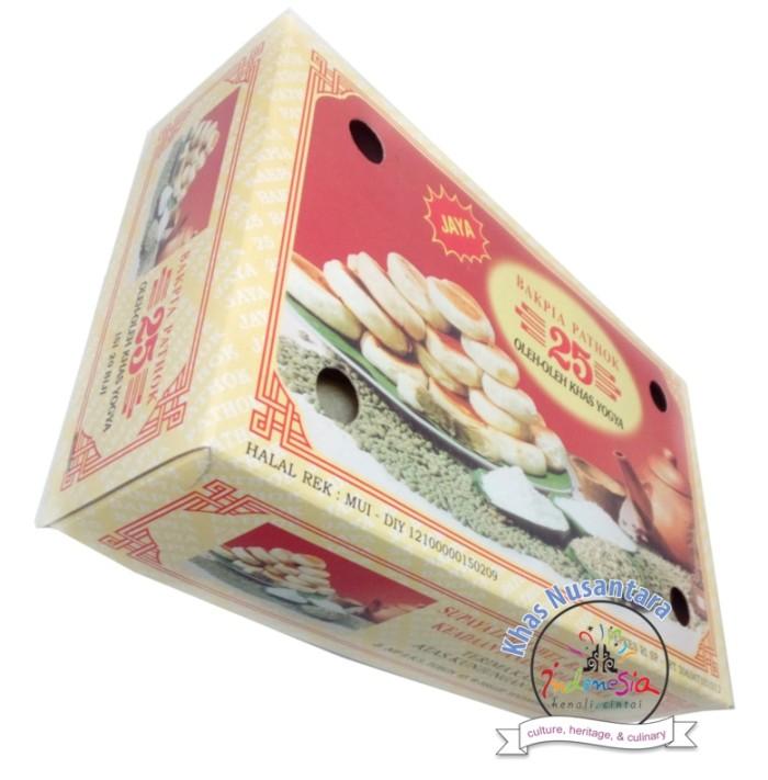 harga Bakpia pathuk 25 rasa  original /kacang ijo isi 15/bakpia pathok Tokopedia.com