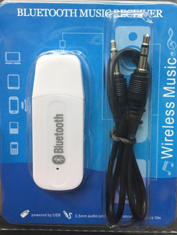 harga Bluetooth audio adapter usb and jack 3.5 high quality for speakers Tokopedia.com
