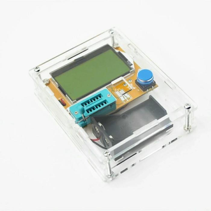 harga Lcr esr meter multi fungsi smart tester kapasitor transistor diode Tokopedia.com