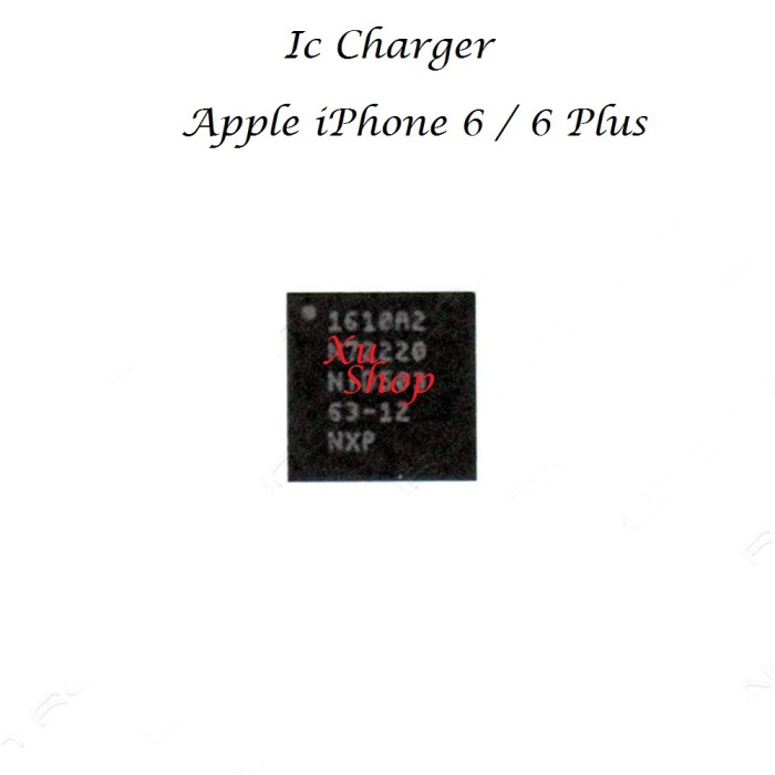 harga Ic charger apple iphone 6 / 6 plus original new (kode: 1610a2) Tokopedia.com