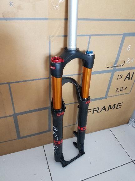 harga Fork ion dh32 27.5 air suspension travel 120mm lock preload Tokopedia.com