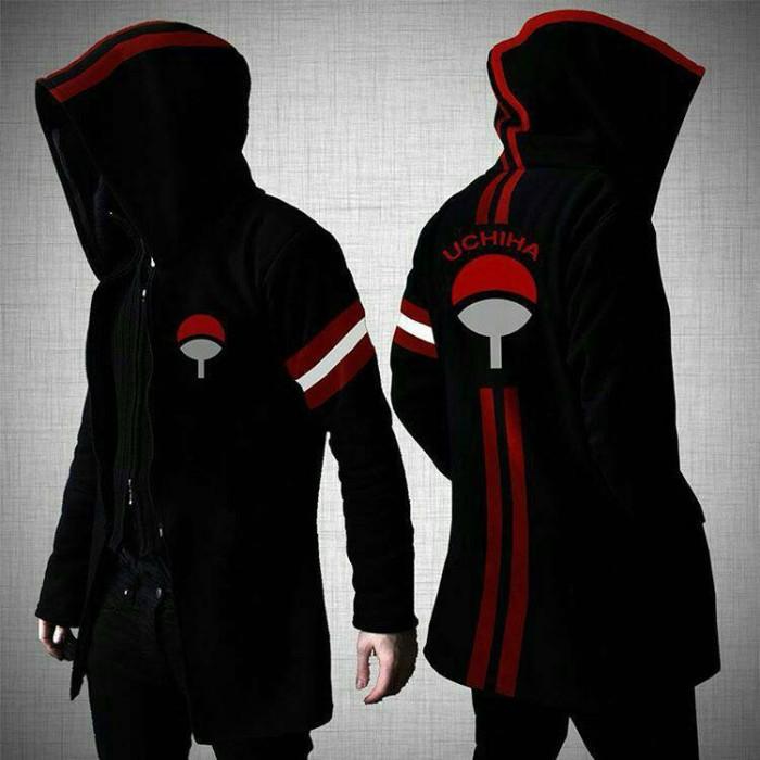 harga Jaket jubah uchiha clan Tokopedia.com
