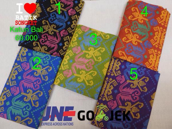 harga Katun bali bahan kain batik baju rok atasan kebaya batiksongket Tokopedia.com