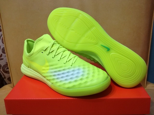 Jual Sepatu Futsal Nike Magistax Finale Ii Barely Volt Jakarta