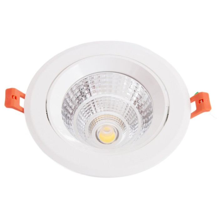 harga Ceiling downlight cob 10w hiled - white Tokopedia.com
