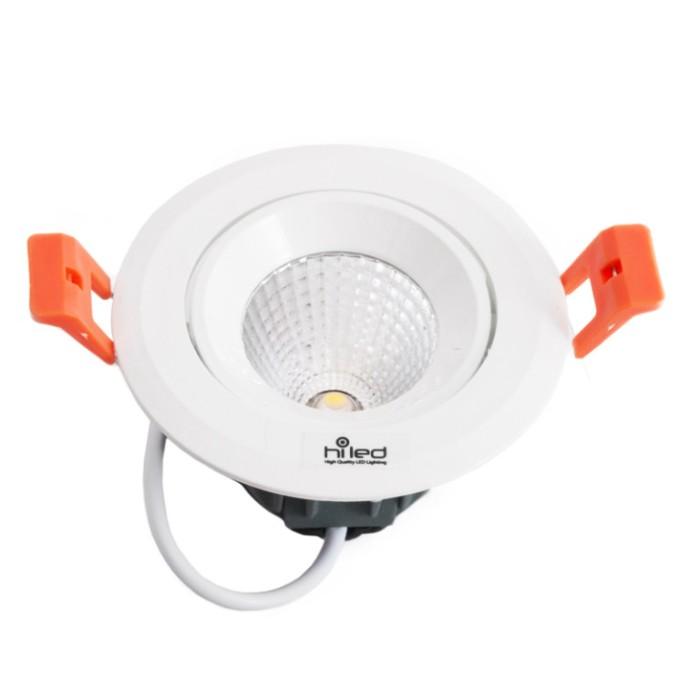 harga Ceiling downlight cob 10w hiled - warm white Tokopedia.com