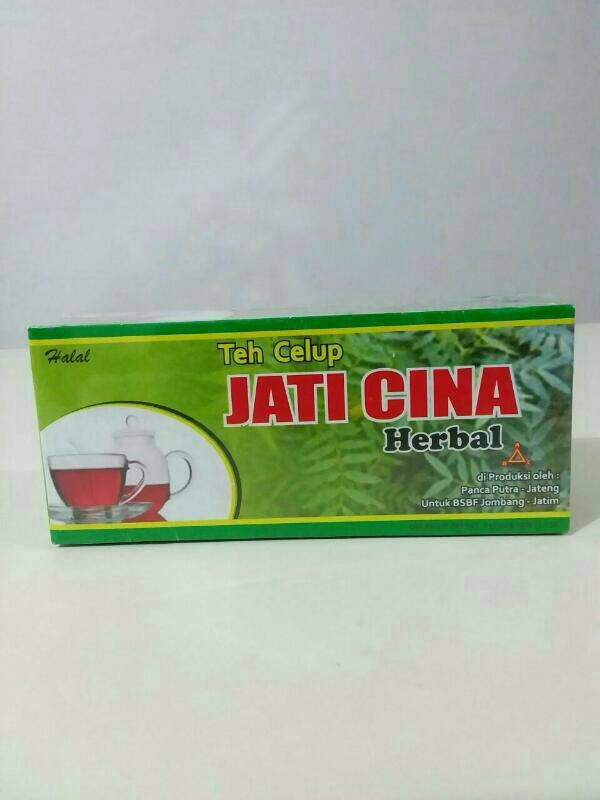 Foto Produk Teh Celup Jati Cina Herbal dari Agaric Herbal