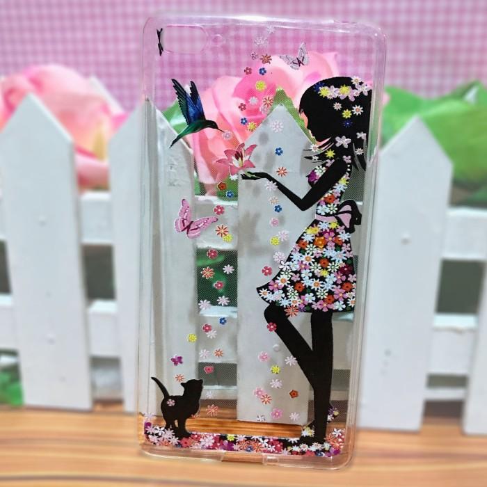 harga Xiaomi mi4i mi4c - softcase custom fashion case cover wanita cc-129 Tokopedia.com