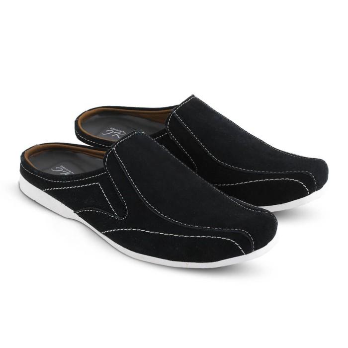 harga Sepatu sandal bustong pria sendal selop casual jk collection jri0813 Tokopedia.com