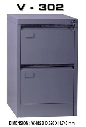 harga Filling cabinet besi 2 laci filing fc 2 susun rak lemari arsip kantor Tokopedia.com