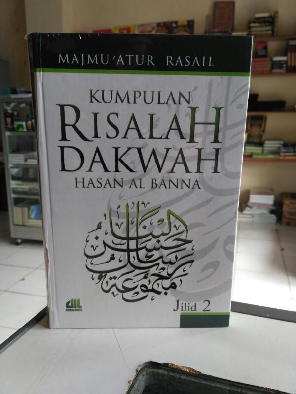 harga Risalah Dakwah Hasan Al Banna Jilid 2 Tokopedia.com