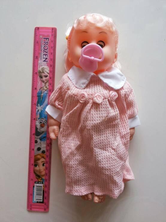 Mainan Boneka Baby Doll Boneka Cabut Dot Menggis 235e3aae32