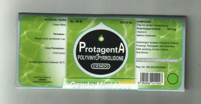 harga Protagenta minidoes/ready Tokopedia.com
